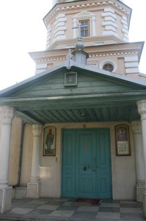 Храм Иоанна Богослова. Тульча