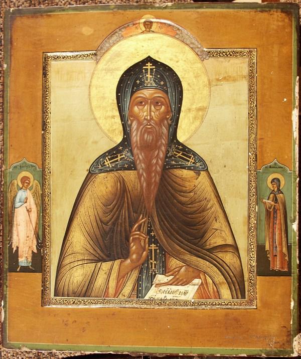 Преподобный Паисий Великий. Имеет нарочитую благодать избавлять от вечной муки умерших без покаяния