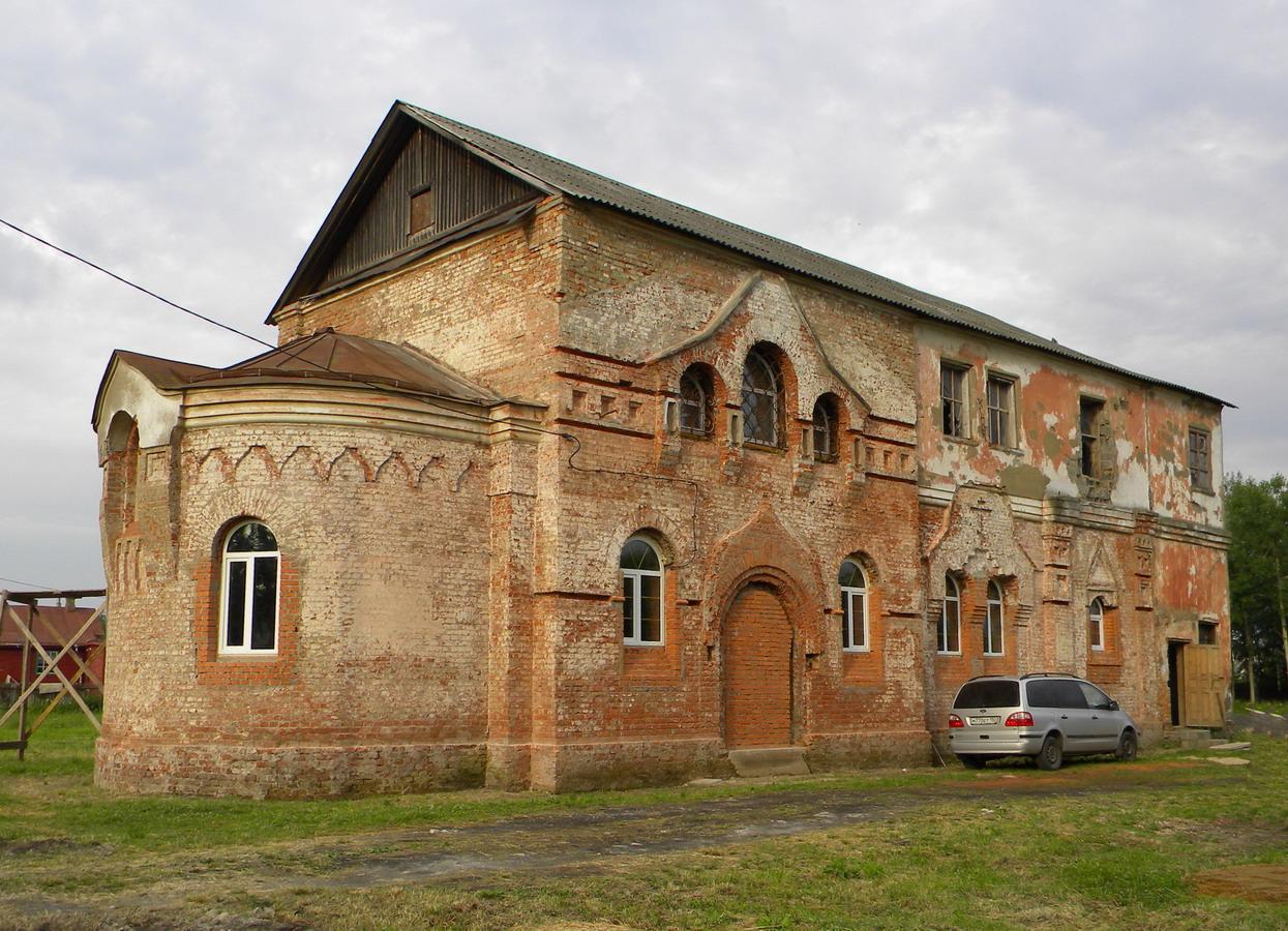 Церковь св. Анны Кашинской в Кузнецах. Современное фото