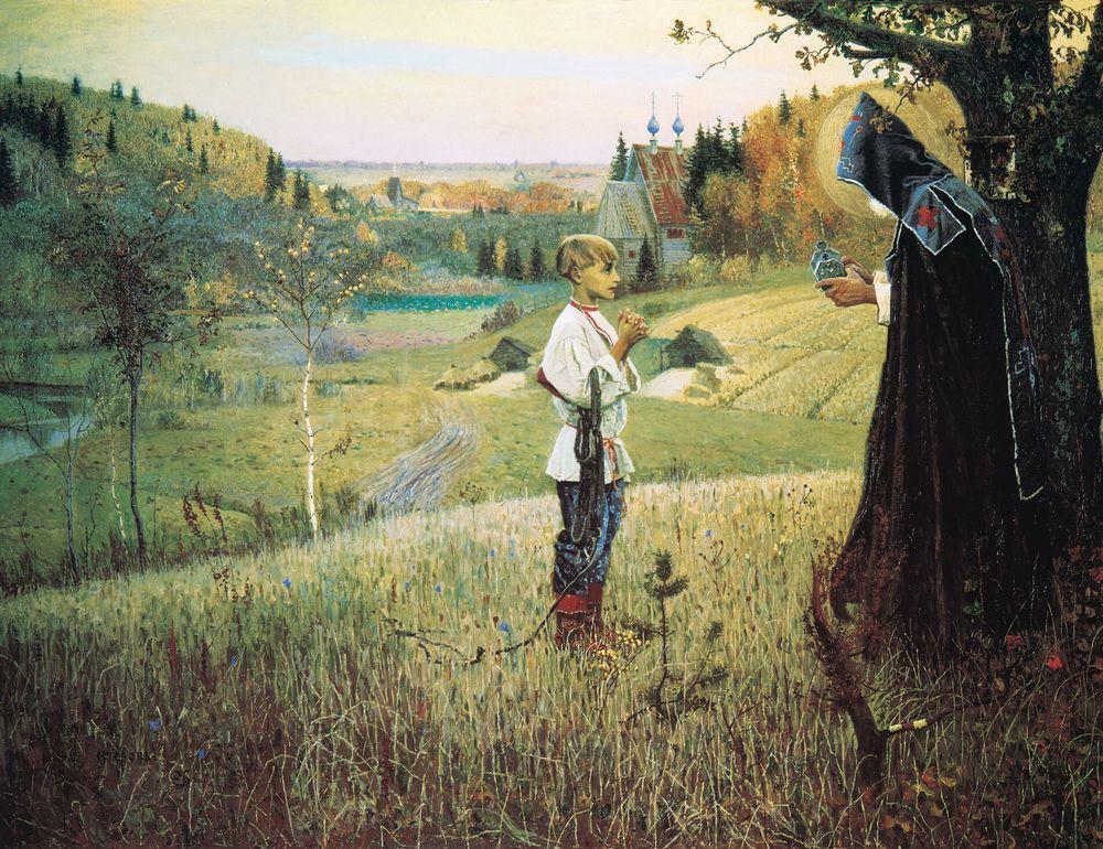На поклон к игумену русской земли: 30 лет спустя