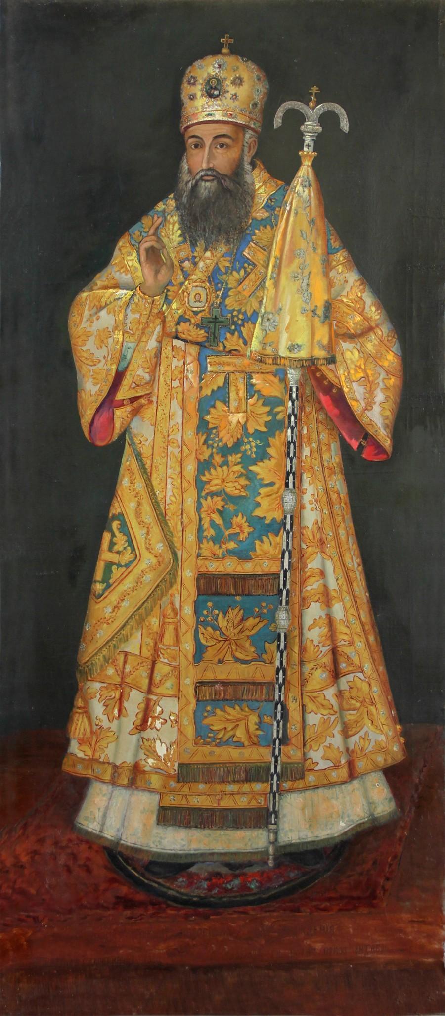 Святитель Амвросий, митрополит Белокриницкий и всех Древлеправославных христиан (1791-1863)