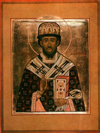 Икона святителя Германа