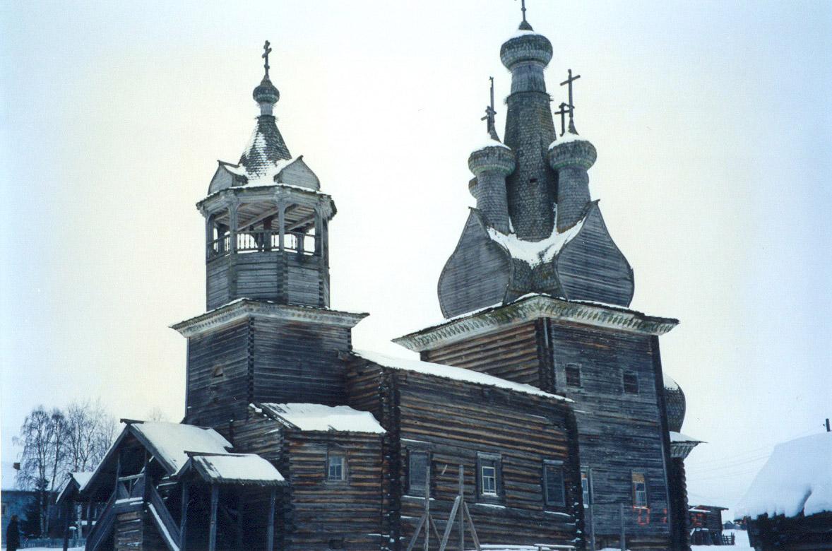 Старообрядчество на русском севере