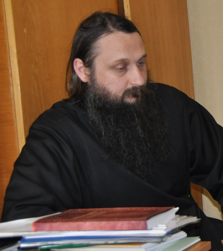 Иерей Иоанн Курбацкий, настоятель храма РПсЦ в г. Калуге