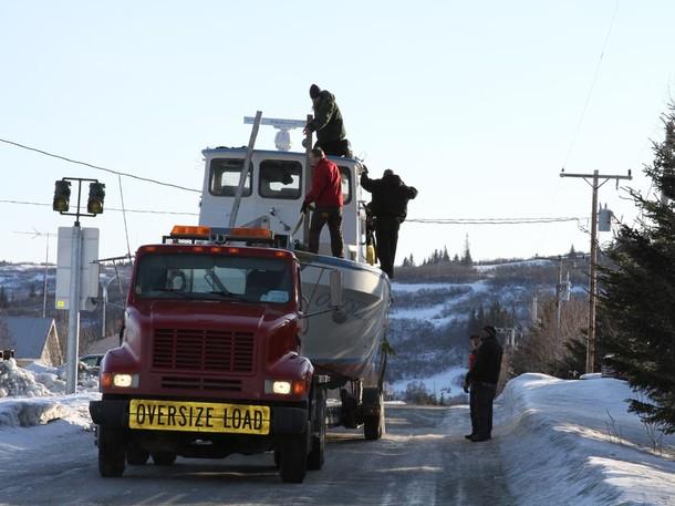 Сельскохозяйственная техника у староверов Аляски новая и современная