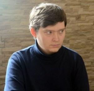 Максим Гусев. Главный редактор, издатель газеты «Община», профессиональный журналист и потомственный старообрядец