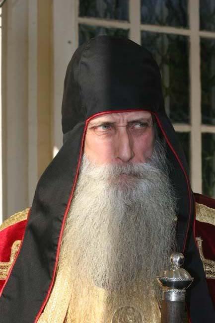 Митрополит Московский и Всея Руси РПсЦ Корнилий (Титов)