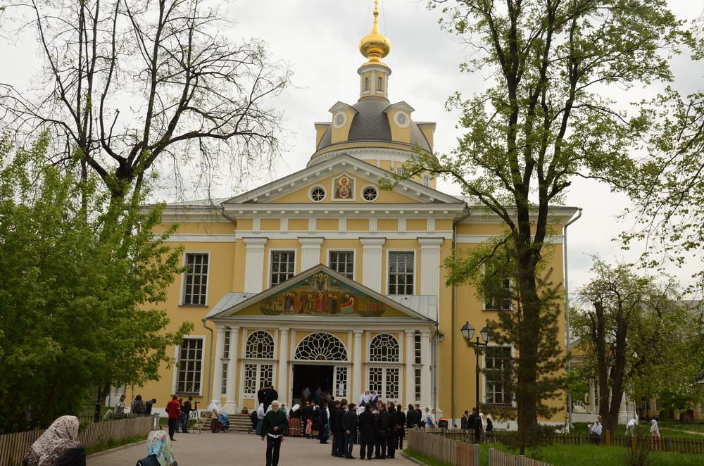 Покровский собор на Рогожском