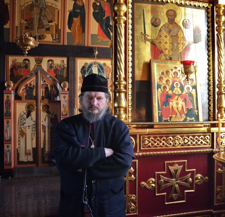 Игумен Кирилл (Сахаров) (РПЦ МП)