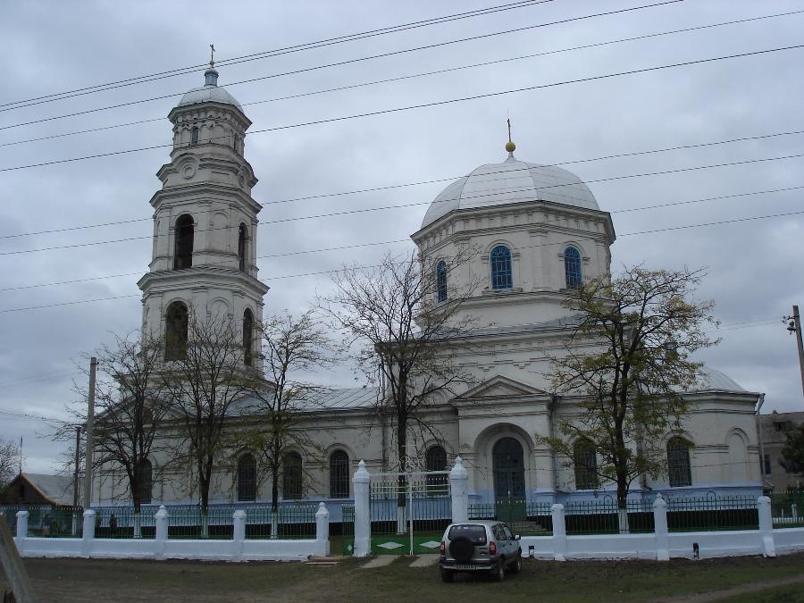 Церковь в с. Муравлёвке во имя Покрова Пресвятой Богородицы. Современность