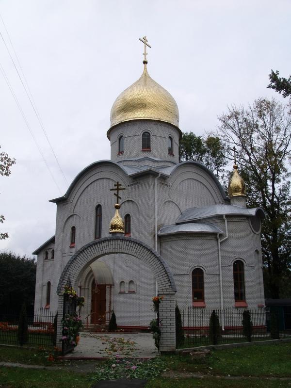 Старообрядческий храм (РПсЦ)  во имя великомученика Георгия в Хмельницком