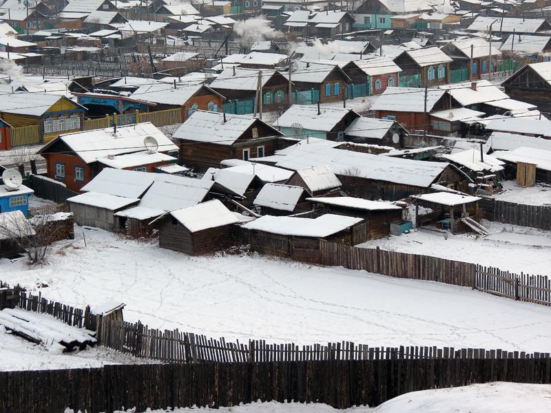 Село Тарбагатай