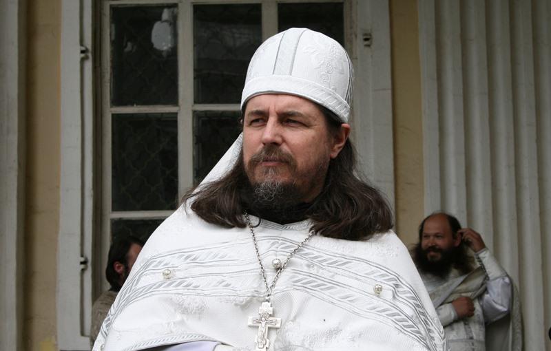 Протоиерей Евгений Чунин. Фото Глеба Чистякова