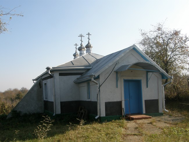 Покровская церковь деревни Сырково