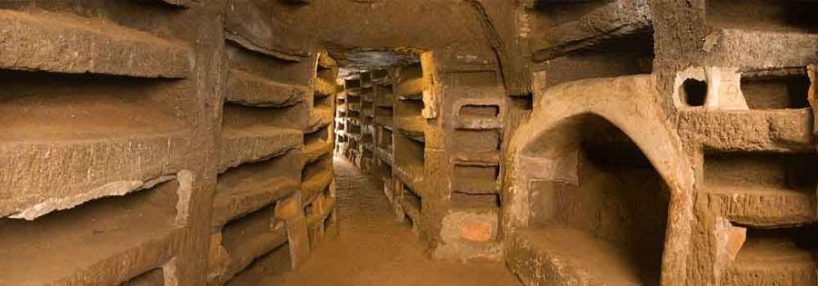 Катакомбы Присциллы, Место захоронения первых христиан Рима