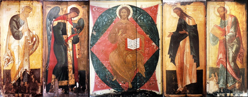 Orthodox (Old Believers') icons