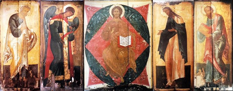 Православные (старообрядческие) иконы