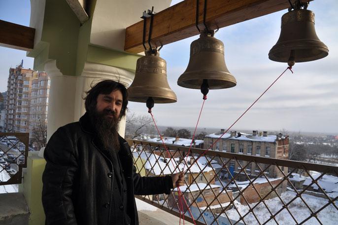 Иерей Иоанн Севастьянов, настоятель старообрядческой общины во имя Покрова Пресвятыя Богородицы в г. Ростове-на-Дону