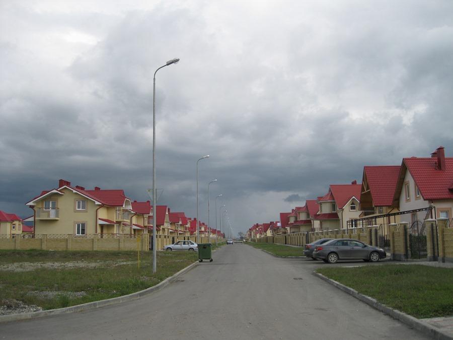 Посёлок Некрасовское
