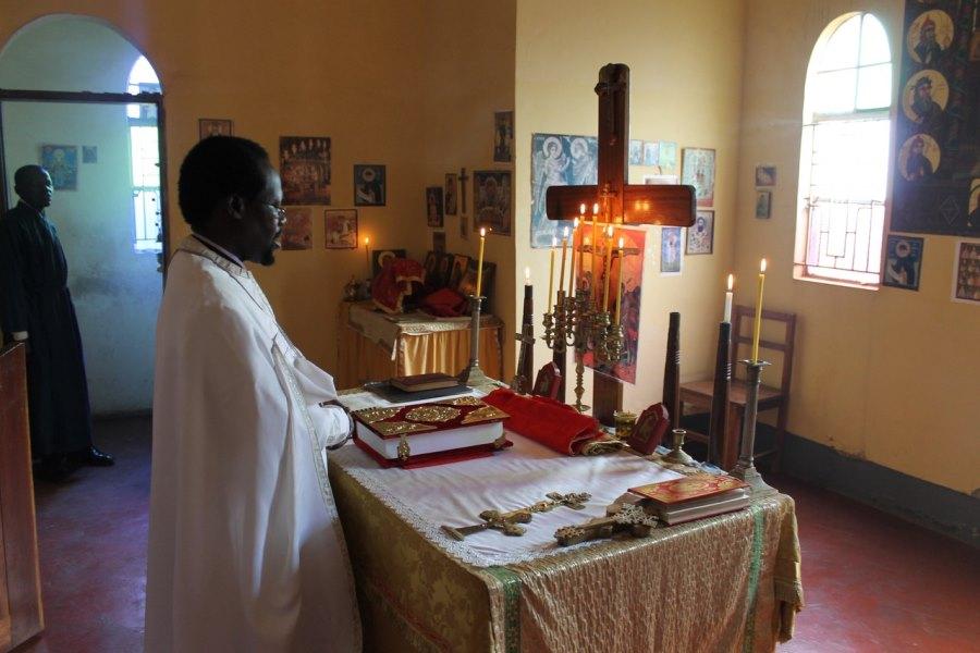 Отец Иоаким Киимба