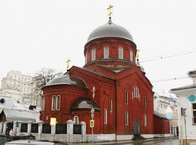 Покровский собор Русской Древлеправославной Церкви (м. Павелецкая)