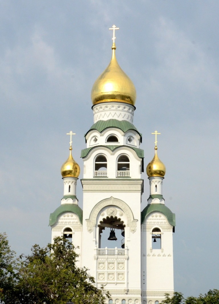 Храм-колокольня Воскресения Христова на Рогожском
