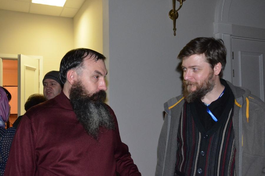 Алексей Безгодов и Алексей Муравьев