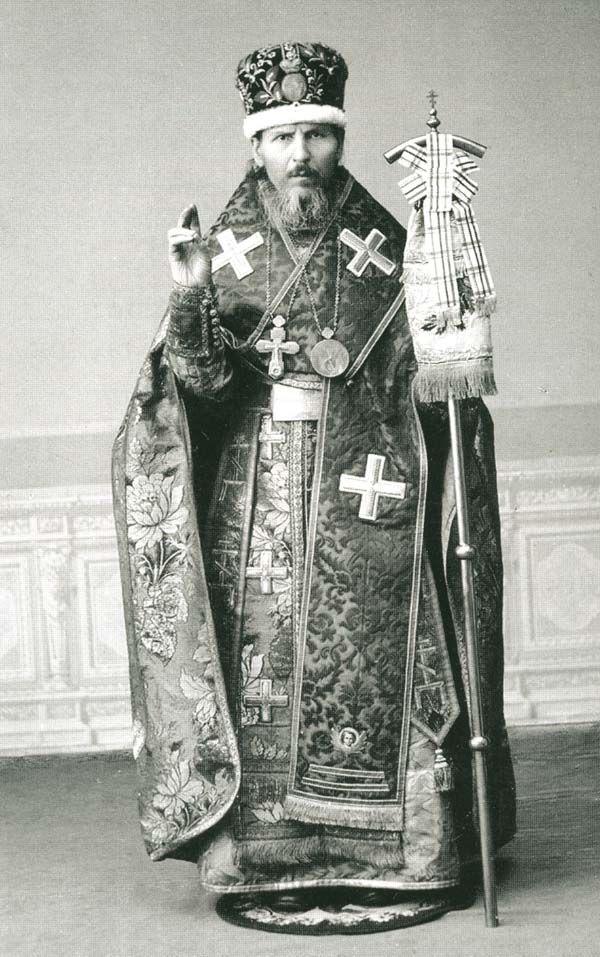 Святитель Арсений, епископ Уральско-Оренбургский