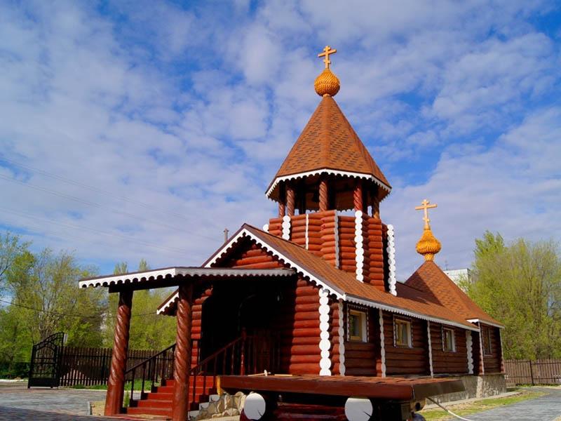 Храм РДЦ во имя Архангела Михаила, г. Волгоград