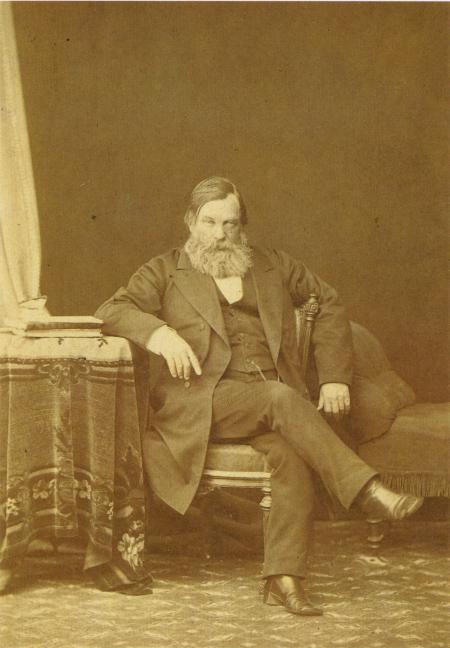 Павел Иванович Мельников