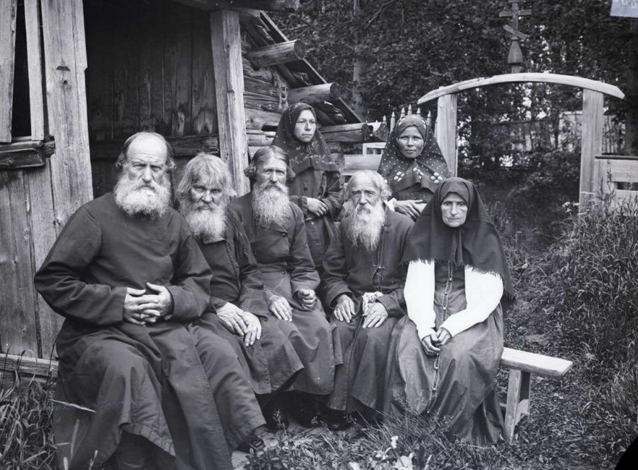 Шарпанский скит, 1897 г. Семеновский уезд, Нижегородская губерния