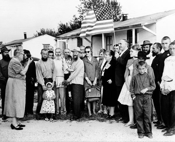 Старообрядцы в США, 1963 год