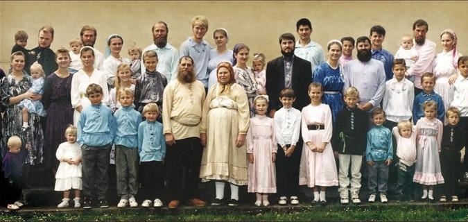 Русские Староверы из штата Орегон