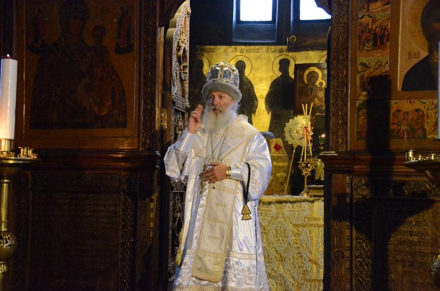 Поздравление Предстоятеля РДЦ Патриарха Александра с Рожеством Христовым