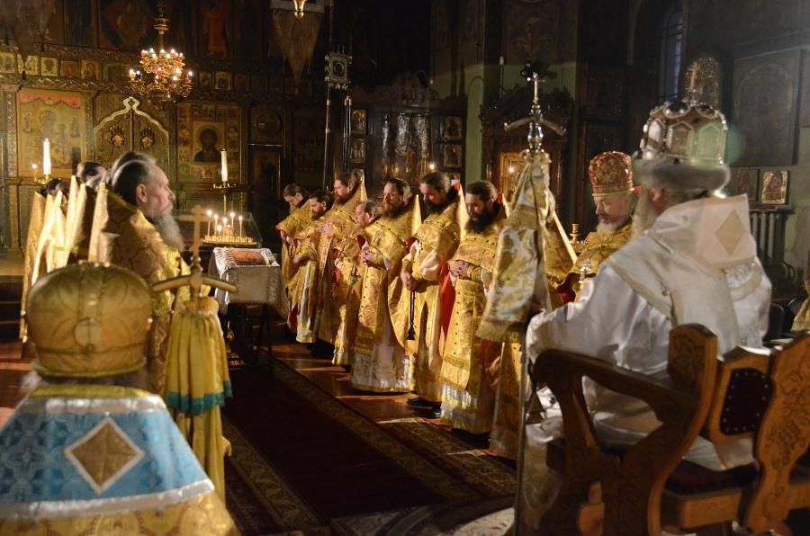 Архиерейский Собор Русской Древлеправославной Церкви