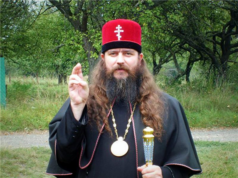 Архиепископ Белокриницкий и Всех древправославных христиан Митрополит Леонтий (Изот)