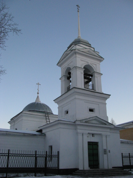 Храм РПсЦ Рожества Христова в Екатеринбурге