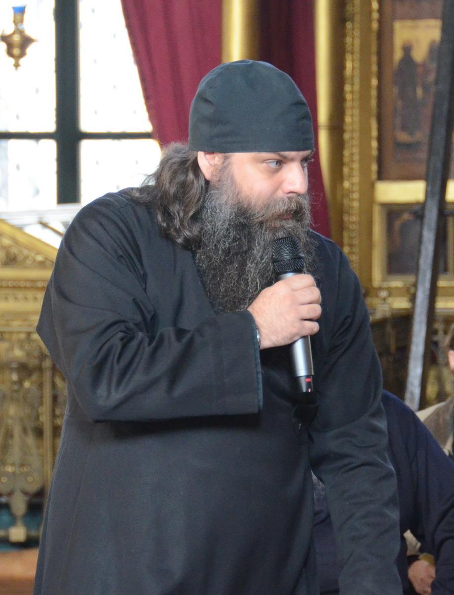 Священник Михаил Родин (Балаково)