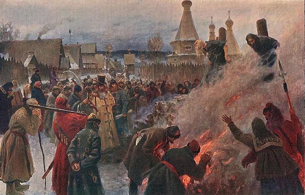 Языческие история и философия не знали понятия «религиозная война»