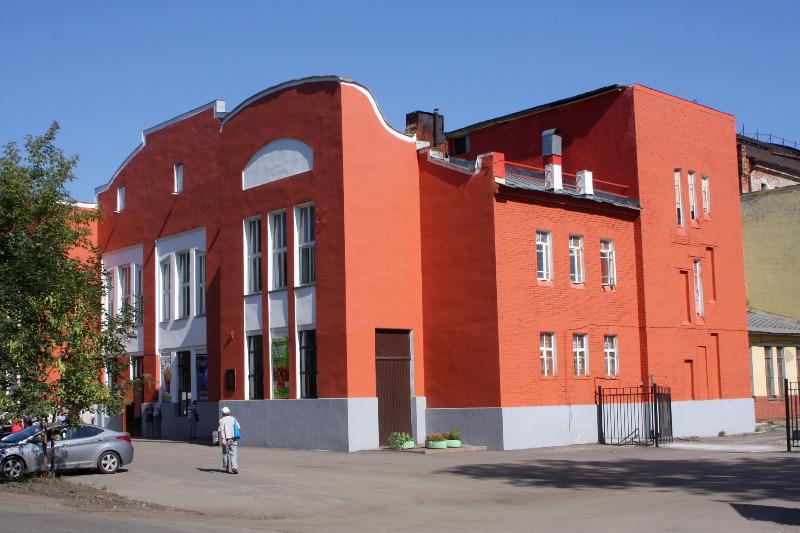 Зимний театр в г. Орехово-Зуеве после реконструкции