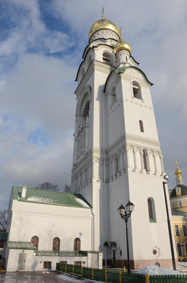 Храм-колокольня Воскресения Христова. РПсЦ