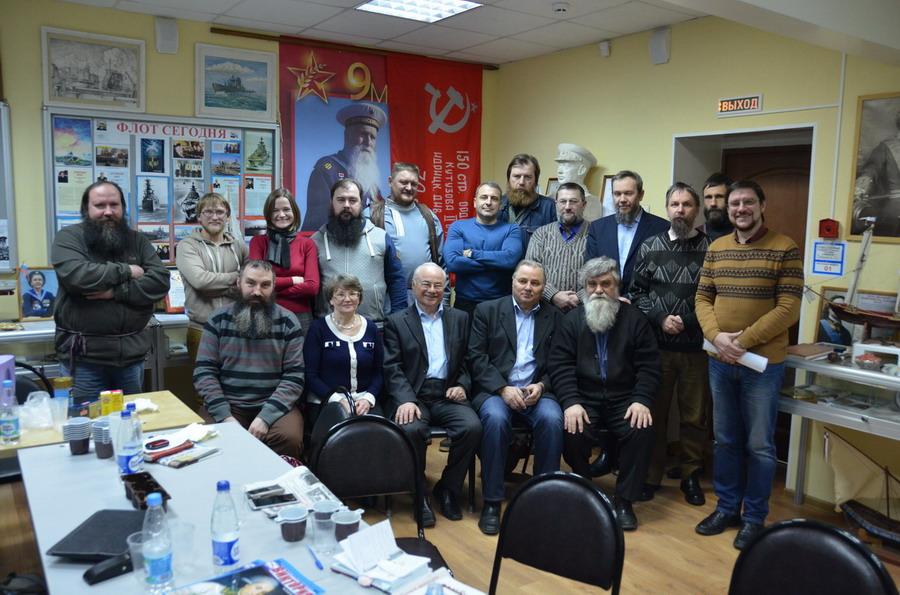 Участники инициативной группы