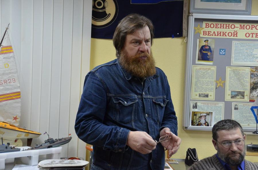 Председатель правления Культурно-паломнического центра имени протопопа Аввакума Максим Борисович Пашинин