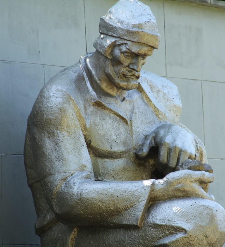 Памятник Маркову в центре города
