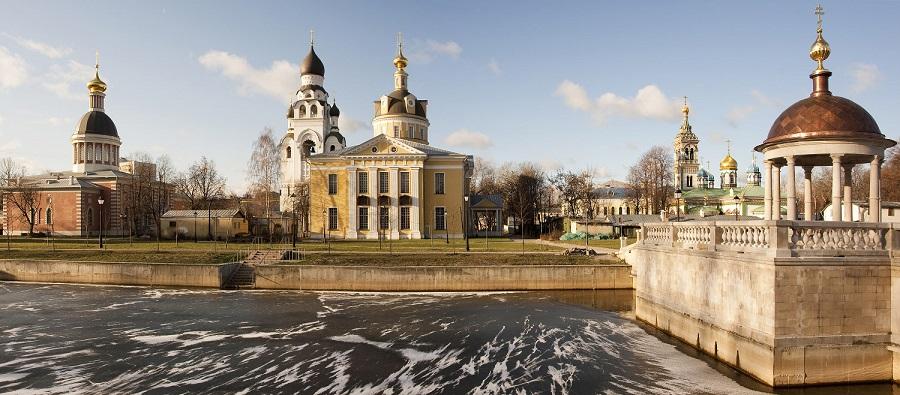Духовный центр старообрядчества — Рогожский поселок в Москве