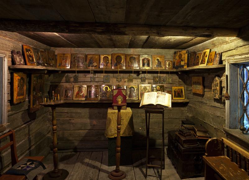 Старообрядческая часовня. XIX век