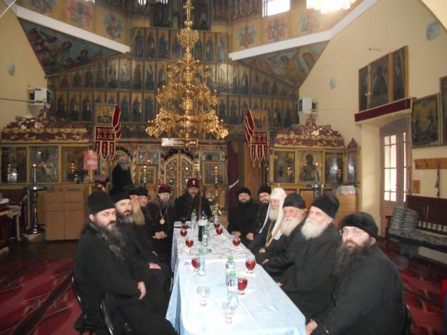 Встреча предстоятелей в Румынии