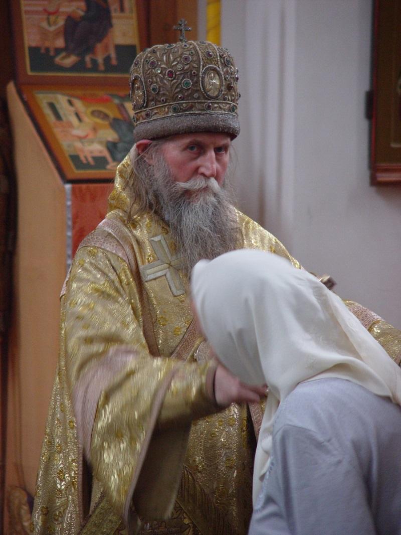 Фильм о жизни митрополита Алимпия «Благую часть избра»