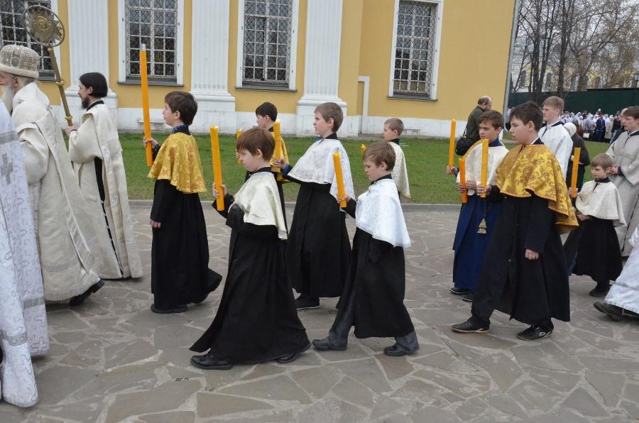 Будущие священнослужители