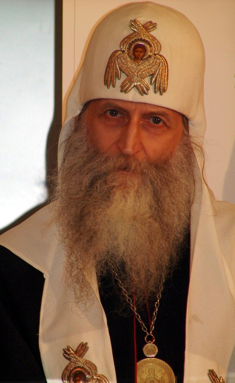 Митрополит Андриан (Четвергов), Московский и всея Руси